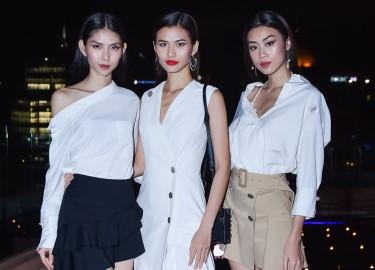Team Sang Next Top đọ phong cách thời trang với Kỳ Duyên, Châu Bùi