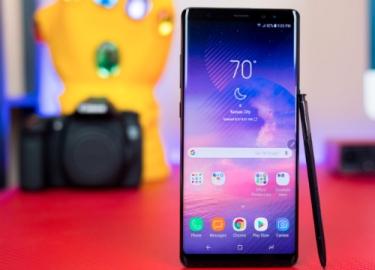 Galaxy Note 8 chưa bán đã khan hàng ở Việt Nam