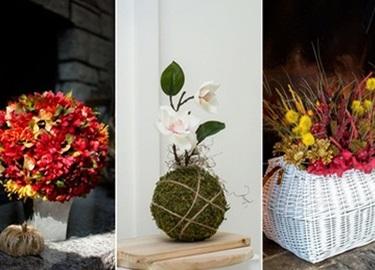 3 cách làm đồ trang trí với hoa lụa để hô biến căn nhà của bạn thêm đẹp xinh