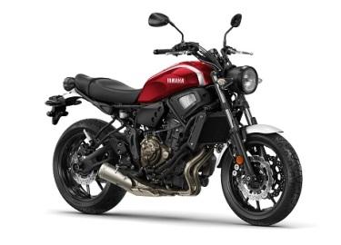 """Yamaha tung """"màu áo"""" mới dành cho XSR700, XSR900 và FJR1300 2018"""