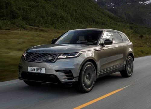 Các xe Jaguar Land Rover sắp đổi tên hàng loạt