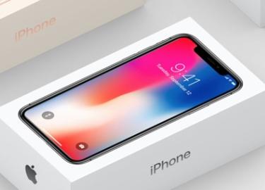 Hộp đựng iPhone X khoe màn hình tràn viền