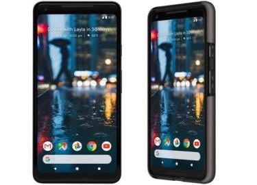 Rò rỉ hình ảnh Google Pixel 2 XL mới