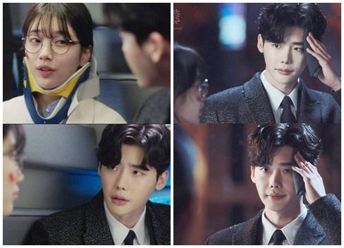 'Siêu phẩm' của Suzy và Lee Jong Suk vẫn mắc những lỗi ngớ ngẩn như thường