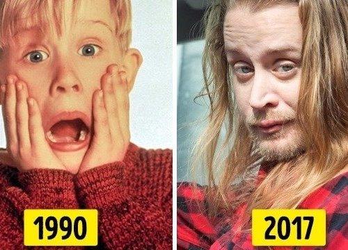 Sự thay đổi không ngờ của sao Hollywood kể từ ngày mới vào nghề