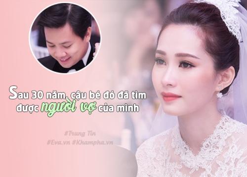 """Lời nói """"đốn tim"""" của chồng Hoa hậu Thu Thảo khiến vợ không ngăn được nước mắt"""