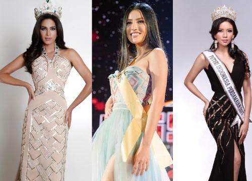 Đây là nhan sắc 10 Hoa hậu đang được yêu thích hơn Huyền My tại Miss Grand International 2017