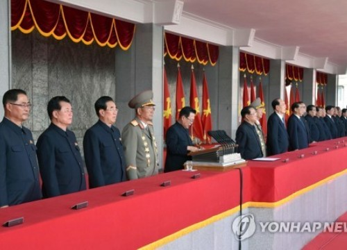 Hé lộ sự thay đổi quyền lực ở Triều Tiên