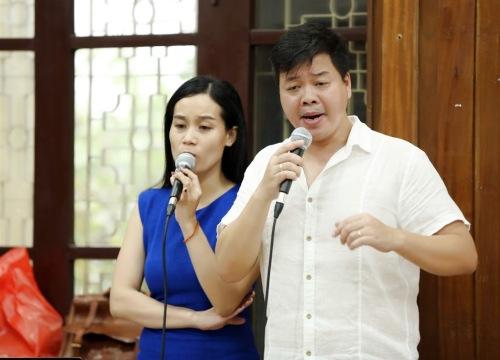 """Đăng Dương say sưa tập luyện cho liveshow """"Mặt trời của tôi"""""""