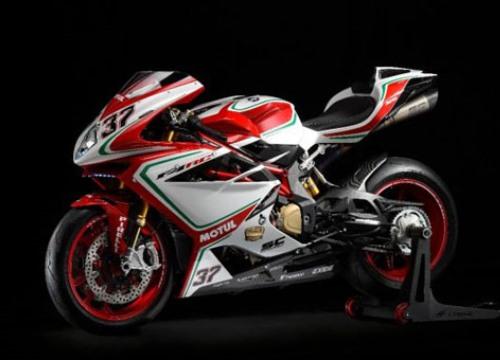 MV Agusta F4 RC superbike 2018 lộ diện