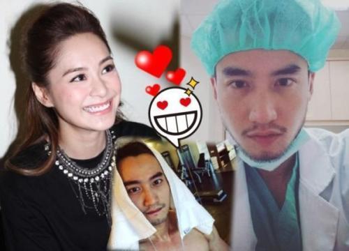 """Nghề nghiệp """"nhạy cảm"""" của tình mới Chung Hân Đồng bị bàn tán"""