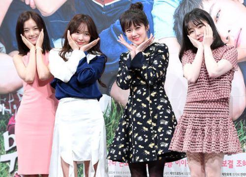 """Sự kiện họp báo gây sốt nhờ quy tụ Jang Nara cùng dàn mỹ nhân không tuổi thuộc hàng """"cực phẩm"""""""