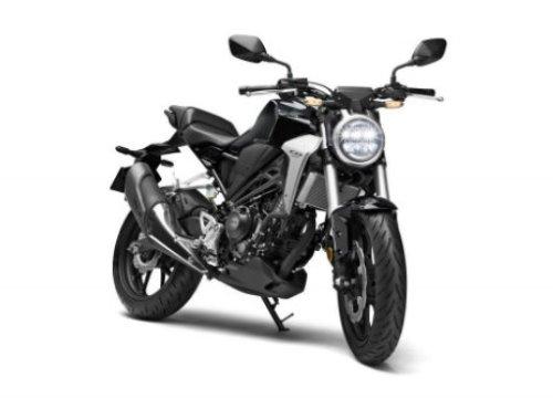 2018 Honda CB300R hoài cổ, cơ bắp trình làng