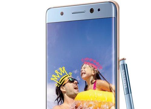CHÍNH THỨC: Galaxy Note Fan Edition ra mắt, giá hấp dẫn