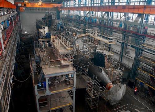 Điểm yếu trên tàu ngầm phi hạt nhân mới nhất của Nga