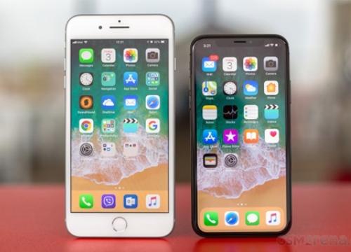 iPhone 8 có thể giảm một nửa sản lượng vì ế ẩm