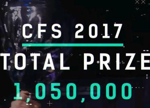 """Lộ diện những cái tên tham dự """"giải đấu triệu đô"""" của Đột Kích - CFS Grand Finals 2017"""