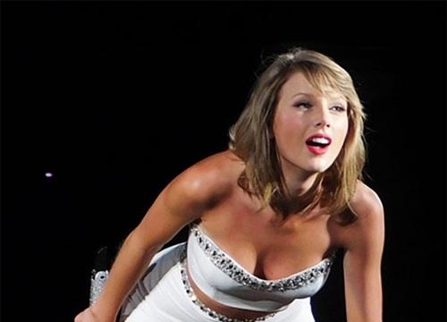 Sau tất cả, Taylor Swift đã có một ca khúc đậm chất gợi dục!