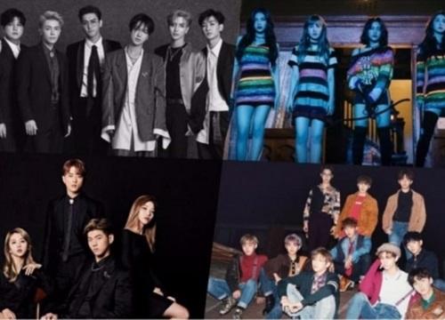 'Tránh mặt EXO và BTS' là một trong ba nguyên nhân chính khiến giới thần tượng comeback dồn dập trong tháng 11