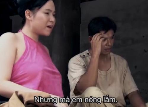 """Nữ diễn viên áo yếm gợi cảm nhất trong phim """"Thương nhớ ở ai"""""""