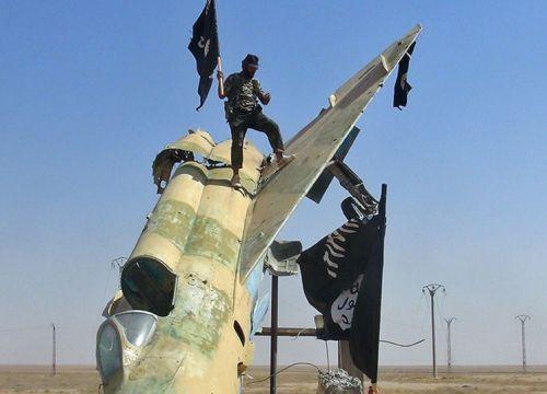 Phát hiện bí mật của Mỹ trong kho vũ khí của IS ?