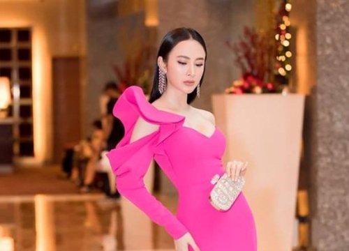 """Angela Phương Trinh đẹp nhì tuần với váy """"một mất một còn"""""""