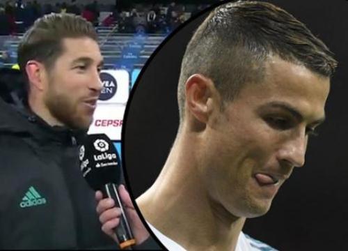 Messi khám phá ra bí mật của Ronaldo