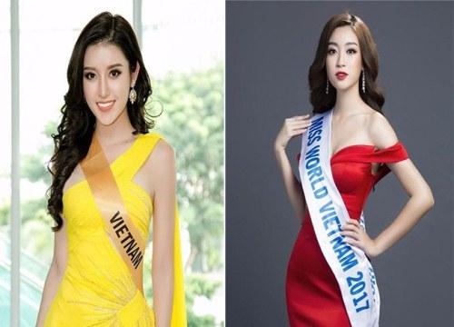 Những người đẹp đưa nhan sắc Việt lên hạng 19 thế giới
