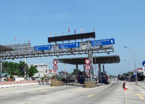 TT-Huế: Đề xuất miễn, giảm phí qua trạm Phú Bài cho người dân
