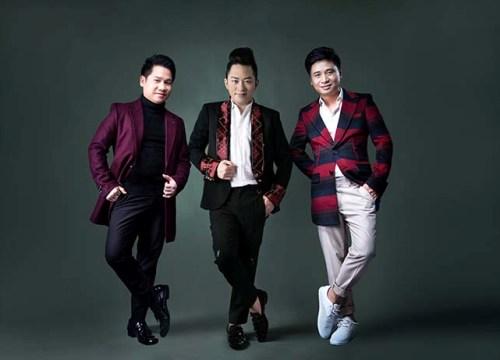 Tùng Dương, Uyên Linh cùng hát trong đêm mừng Giáng sinh 2017