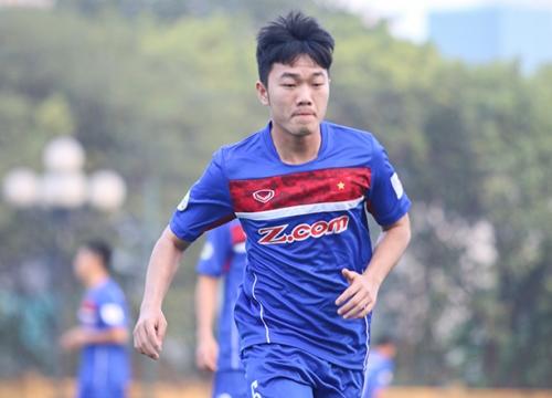 Xuân Trường được tín nhiệm trao băng đội trưởng U23 Việt Nam