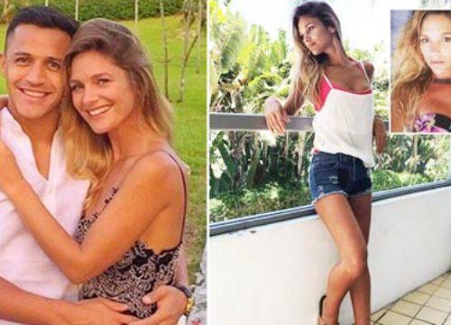Bạn gái khen Sanchez ga lăng, phủ nhận đang mang bầu