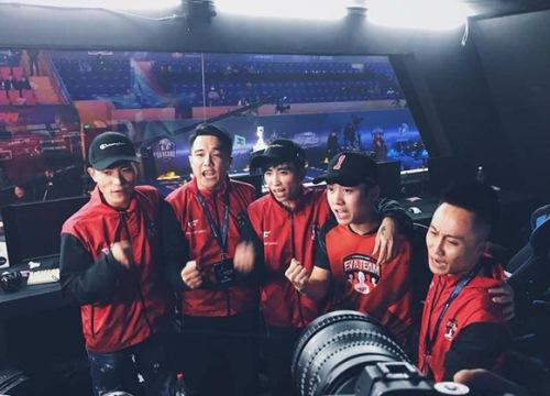 CKTG Đột Kích: 4 trận thắng liên tiếp, EvaTeams vào thẳng chung kết gặp đương kim vô địch Trung Quốc