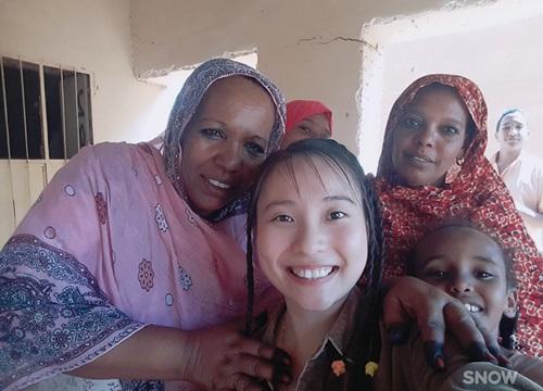 Cô gái Việt kể chuyện sang châu Phi làm cô giáo mầm non