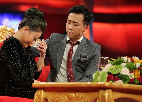 Con gái Lê Giang tiết lộ: Cả nhà muốn chết vì không chịu nổi áp lực