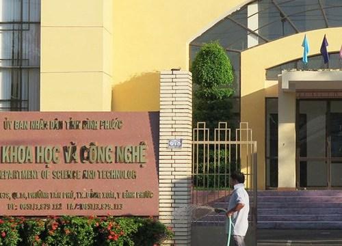 GĐ Sở ở Bình Phước bị thu hồi huân chương vì khai man thành tích