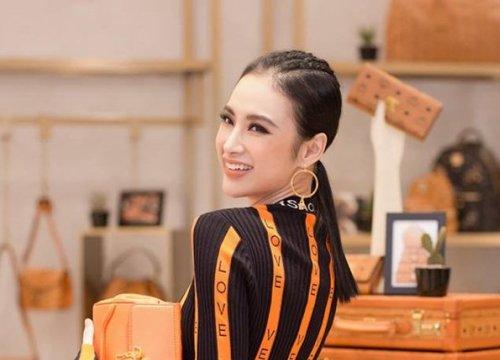 """Phạm Hương """"chào thua"""" Angela Phương Trinh, Huyền Baby?"""