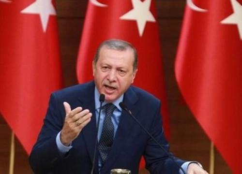 Thổ Nhĩ Kỳ chiến đấu với Mỹ để phản đối quyết định về Jerusalem
