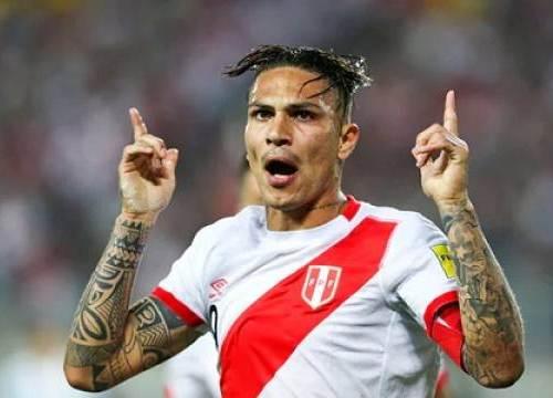 Thủ quân tuyển Peru dính doping, bị cấm thi đấu 12 tháng