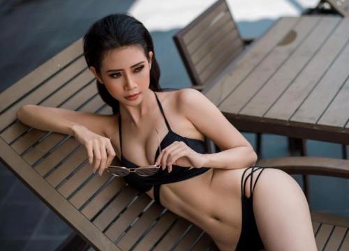 Vẻ đẹp bốc lửa của Liên Phương đoạt ngôi Á khôi 1 Hoa hậu Đại sứ