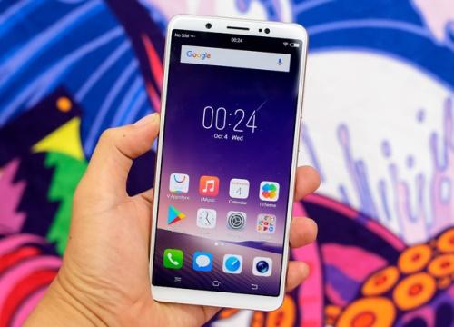 7 smartphone tầm trung nổi bật nửa cuối năm 2017