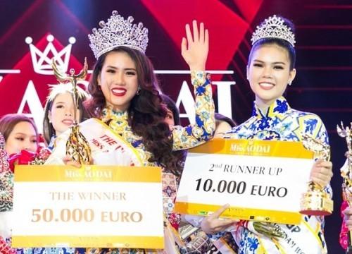 BTC nói gì khi thí sinh HHHV Việt Nam đăng quang hoa hậu ở cuộc thi khác