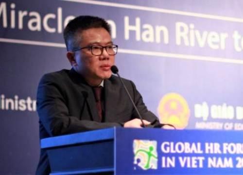GS Ngô Bảo Châu nghiên cứu chiến lược phát triển giáo dục đại học Việt Nam