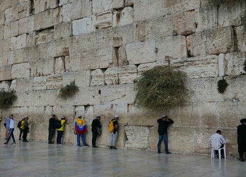 """Jerusalem - vùng đất thiêng âm ỉ xung đột giữa """"chảo lửa"""" Trung Đông (Kỳ I)"""