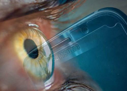 Không ăn theo Face ID, Galaxy S9 vẫn sẽ có máy quét mống mắt xịn hơn