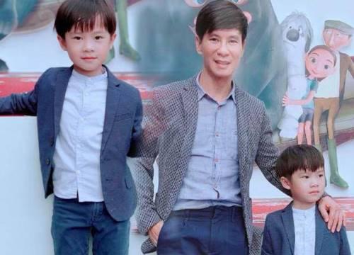 Không ngờ con trai đầu nhà Lý Hải - Minh Hà đã lớn và đẹp trai thế này!