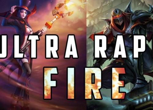 LMHT: Mừng năm mới, Riot mở lại chế độ Ultra Rapid Fire, miễn phí toàn bộ Tướng và Trang Phục Mùa Đông cho người chơi