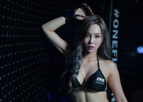 'Nóng mắt' trước những nàng Ring Girl ở giải võ thuật ONE Championship