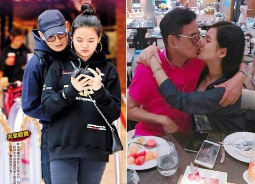 """Bị nói là """"biến thái"""" vì hôn môi con gái 15 tuổi, tài tử TVB bỏ ngoài tai"""
