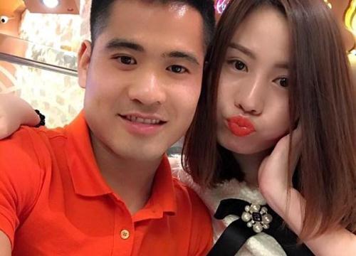 Hôn thê xinh đẹp người Hà Tĩnh của tuyển thủ Âu Văn Hoàn